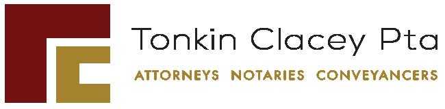 Tonkin Clacey Pretoria