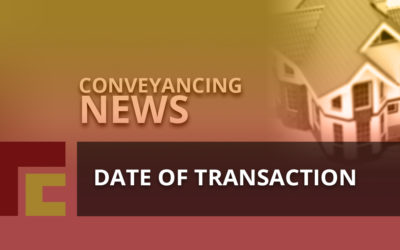 Date of Transaction